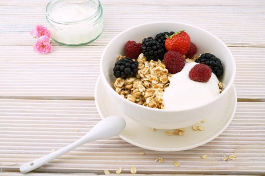 Oats for fibre & lower cholesterol